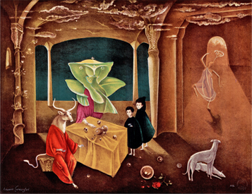 Leonora Carrington en el MoMA